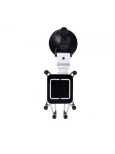 Luxa 2 держатель автомобильный для iPhone5, Samsung Galaxy SIII серебристый (LH0013-A)