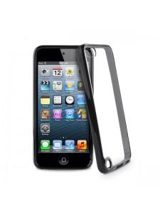 Puro чехол для iPod touch 5 Clear Cover черный (IT5CLEARBLK)