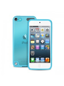 Puro чехол для iPod touch 5 Clear Cover голубой (IT5CLEARBLUE)