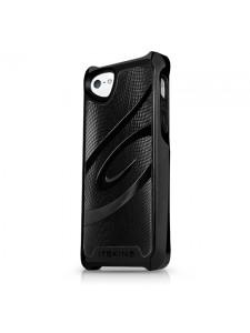 Itskins чехол для iPhone 5/5S Fusion Alu Core черный (APH5-FUSAL-BLCK)