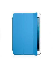 Apple чехол для iPad mini Smart Cover Polyurethane голубой (MD970)