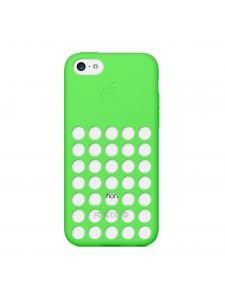 Apple чехол для iPhone 5C зеленый (MF037ZM/A)