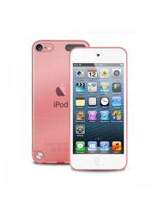 Puro чехол для iPod touch 5 Clear Cover розовый (T5CLEARPNK)