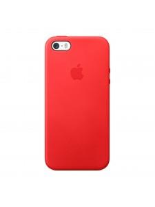 Apple чехол для iPhone 5/5S красный (MF046)