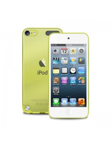 Puro чехол для iPod touch 5 Clear Cover желтый (IT5CLEARYEL)