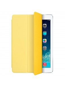 Apple чехол для iPad Air Smart Cover Polyurethane желтый (MF057)