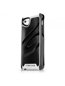 Itskins чехол для iPhone 5/5S Fusion Alu Core черный (APH5-FUSAL-BKWH)