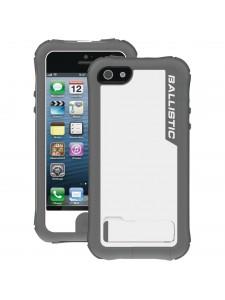 Ballistic чехол для iPhone 5/5S Every 1 Series Case белый/серый (M185)