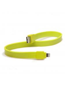 Tylt кабель Lightning to USB 0,3m зеленый (IP5-DATAG-T)