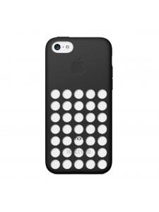 Apple чехол для iPhone 5C черный (MF040ZM/A)