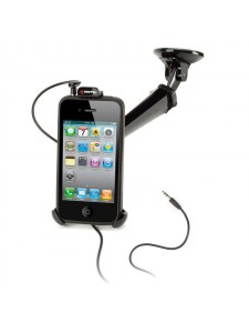 Griffin держатель на стекло для iPhone4/4s WindowSeat Mobile Car Kit (GC17116/GC22063)