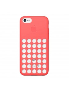 Apple чехол для iPhone 5C розовый (MF036ZM/A)